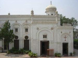 All Saints Church Peshawar