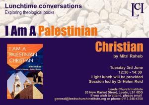I am a palestinian christian copy