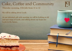Cake, coffee and community_17thJuly2014