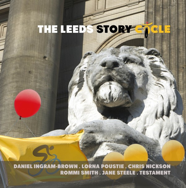 Leeds Story Cycle Book Front Cover