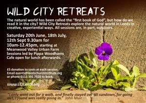 Wild City Retreats updated