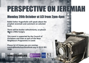 Perspective on Jeremiah copy