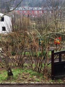 farm willow sculpture
