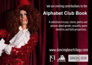 Alphabet Club pride flyer copy