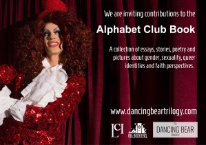 Alphabet Club pride flyer copy