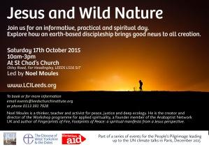 Jesus and Wild Nature Flier copy