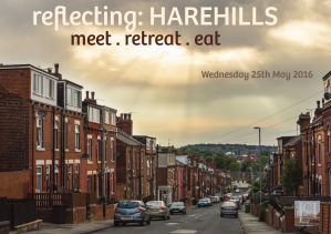 Reflecting Harehills flier May