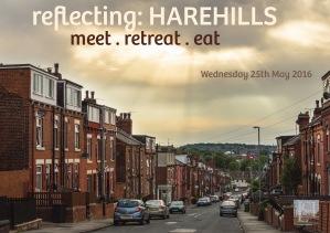Reflecting Harehills flier May