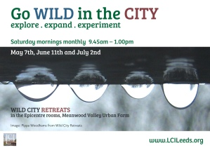 WCR Go wild in the city Flyer - May-July 2016