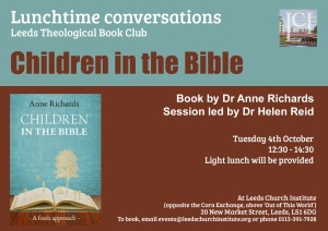 Children in th Bible