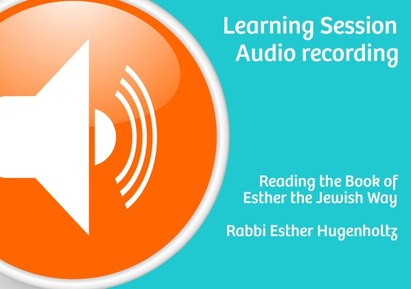 Audio recording Reading The Book Of Esther