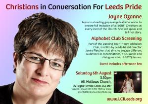 Jane Ozanne Event